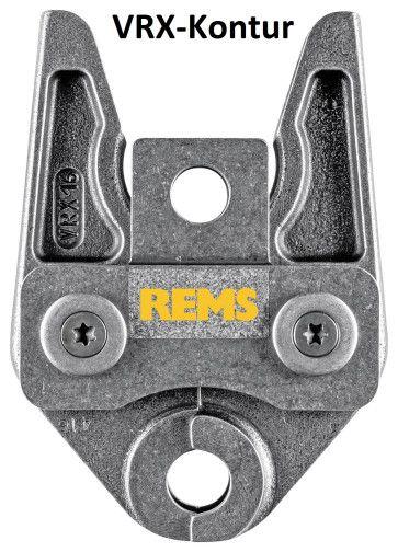 REMS Pressbacke (Presszange) VRX 16 - 63 für Viega Raxofix online im Shop günstig kaufen