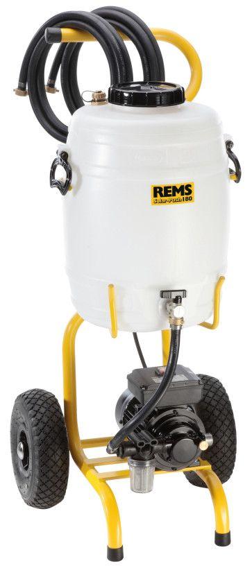 REMS Solar-Push I 80 elektrische Füll- und Spüleinheit mit Impellerpumpe online im Shop günstig kaufen