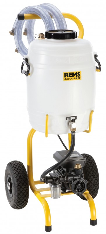 REMS Solar-Push K 60 elektrische Füll- und Spüleinheit mit Kreiselpumpe online im Shop günstig kaufen