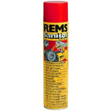 REMS Gewindeschneidstoff Sanitol Spray 600 ml