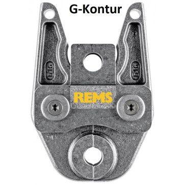 REMS Pressbacke (Presszange) G 16-63 (Geberit Mepla) online im Shop günstig kaufen