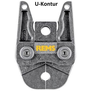 REMS Pressbacke (Presszange) U 14-63 (Uponor UNIPIPE) online im Shop günstig kaufen