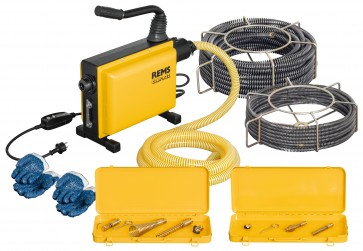 REMS Cobra 22 Set 16 + 22 mm Rohrreinigungsmaschine online im Shop günstig kaufen