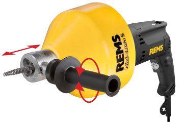 REMS Mini-Cobra S Elektrisches Rohrreinigungsgerät  online im Shop günstig kaufen