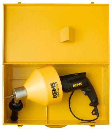 REMS Mini-Cobra S Elektrisches Rohrreinigungsgerät im Koffer online im Shop günstig kaufen