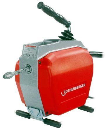 Rothenberger Rohrreinigungsmaschine R 650 online im Shop günstig kaufen
