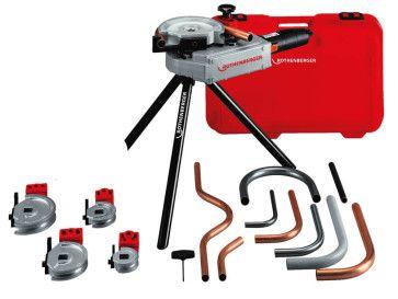 ROTHENBERGER Robend 4000 Set 15-18-22-28 elektrischer Rohrbieger