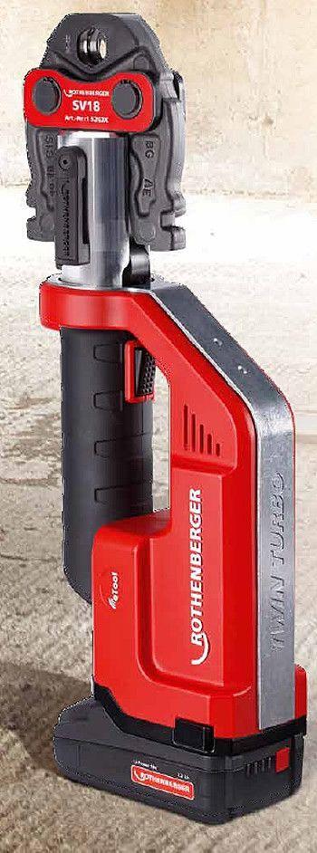 Rothenberger Romax Compact TT