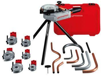 ROTHENBERGER Robend 4000 Set 15-18-22-28-32-35 elektrischer Rohrbieger