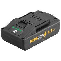 REMS Akku Li-Ion 21,6 Volt 2,5 Ah online im Shop günstig und versandkostenfrei kaufen