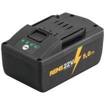 REMS Akku Li-Ion 21,6 Volt 5,0 Ah online im Shop günstig und versandkostenfrei kaufen