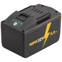 REMS Akku Li-Ion 21,6 Volt 9,0 Ah online im Shop günstig und versandkostenfrei kaufen