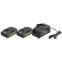Rems Akku Power Pack 22 V 2,5 Ah / 230 V 90 W online im Shop günstig und versandkostenfrei kaufen