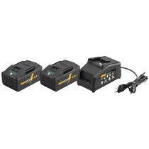 Rems Akku Power Pack 22 V 5,0 Ah / 230 V 90 W online im Shop günstig und versandkostenfrei kaufen