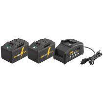 Rems Akku Power Pack 22 V 9,0 Ah / 230 V 90 W online im Shop günstig und versandkostenfrei kaufen