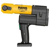 REMS Radialpresse Akku-Press 22 V  ACC Li-Ion im stabilen Stahlblechkoffer online im Shop günstig und versandkostenfrei kaufen