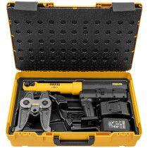 REMS Radialpresse Akku-Press XL 45 kN  22 V ACC Li-Ion in L-BOXX und Z7 (Megapress S XL & Mapress XL) online im Shop günstig und versandkostenfrei kaufen