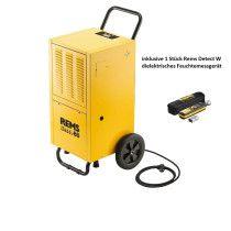 REMS SECCO 80 SET Elektrischer Luftentfeuchter / Bautrockner inkl. 1 x Feuchtemessgerät  online im Shop günstig und versandkostenfrei kaufen