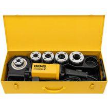 REMS Amigo 2 Gewindeschneidkluppe  Set M 20-25-32-40-50 (x 1,5)  online im Shop günstig und versandkostenfrei kaufen