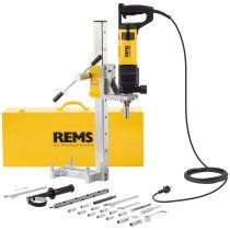 REMS Picus DP Elektrische Diamant-Kernbohrmaschine mit Mikro-Impuls-Technik & Bohrständer Simplex 2 online im Shop günstig und versandkostenfrei kaufen