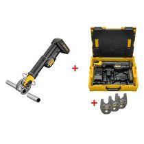 REMS Mini-Press S 22 V ACC Basic Pack L-BOXX Radialstabpresse AKTION mit 3 Pressbacken online im Shop günstig und versandkostenfrei kaufen