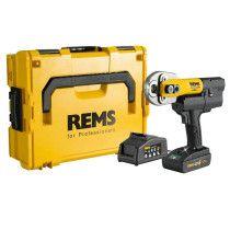 REMS Mini-Press 22V ACC Li-Ion Radialpresse im Systemkoffer L-BOXX online im Shop günstig und versandkostenfrei kaufen