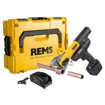 REMS Mini-Press ACC Li-Ion Radialpresse  14,4 V im Systainer online im Shop günstig und versandkostenfrei kaufen
