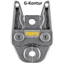 REMS Pressbacke (Presszange) G 16-63 (Geberit Mepla) online im Shop günstig und versandkostenfrei kaufen