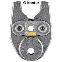 REMS Presszange (Pressbacke) Mini G 16-40 (Geberit Mepla) online im Shop günstig und versandkostenfrei kaufen