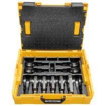 REMS Presszangen MINI M Set 15-35 in L-Boxx  online im Shop günstig und versandkostenfrei kaufen