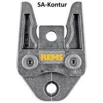 REMS Pressbacke (Presszange) SA 12-35 (SANHA) online im Shop günstig und versandkostenfrei kaufen