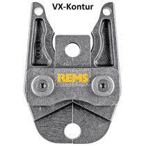 REMS Pressbacke (Presszange) VX 12 - 25 (Viega-Pexfit) online im Shop günstig und versandkostenfrei kaufen
