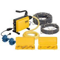 REMS Cobra 22 Set 16 + 22 mm Rohrreinigungsmaschine online im Shop günstig und versandkostenfrei kaufen