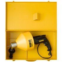 REMS Mini-Cobra S Elektrisches Rohrreinigungsgerät im Koffer online im Shop günstig und versandkostenfrei kaufen