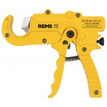 REMS Rohrschere ROS P 35 für Kunststoff- und Verbundrohre mit Schnellrücklauf online im Shop günstig und versandkostenfrei kaufen