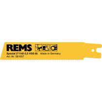 REMS Spezialsägeblätter / HSS - Bi / gewellt / 5 Stück online im Shop günstig und versandkostenfrei kaufen