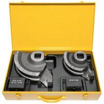 REMS Stahlblechkasten mit Einlage für je 1 Biegesegment  und Gleitstück R 100 und R135 / R140, 90° online im Shop günstig und versandkostenfrei kaufen