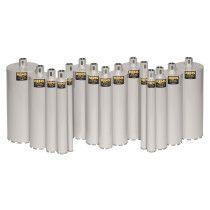 REMS Universal-Diamant-Kernbohrkronen LS Ø  32 – 200 mm x 420 x UNC 1¼ (Lasergeschweißt) online im Shop günstig und versandkostenfrei kaufen