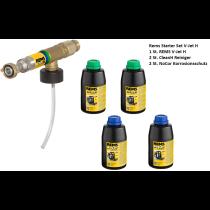 Rems Starter Set V-Jet H Reinigungs- und Konservierungseinheit + 2 Stück CleanH + 2 Stück NoCor online im Shop günstig und versandkostenfrei kaufen