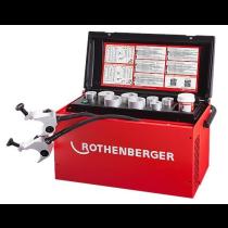 """Rothenberger ROFROST TURBO R 290 Rohreinfriergerät für Kupfer-, Edelstahl-, und Stahlrohre bis 2"""""""