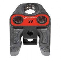 Rothenberger Pressbacke Standard SV 12-35 online im Shop günstig und versandkostenfrei kaufen