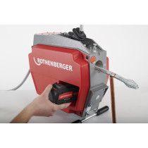 Rothenberger R600 VarioClean Akku-Rohrreinigungsmaschine  online im Shop günstig und versandkostenfrei kaufen