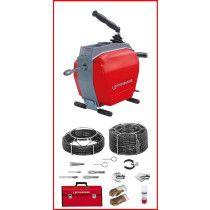 Rothenberger Rohrreinigungsmaschine R 650 Set  16+22 mm  online im Shop günstig und versandkostenfrei kaufen