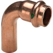 Viega-profipress-Bogen 90° I x A, aus Kupfer, 2416.1 online im Shop günstig und versandkostenfrei kaufen