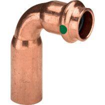 Viega-profipress-Bogen 90°, reduziert aus Kupfer 2416.2 online im Shop günstig und versandkostenfrei kaufen