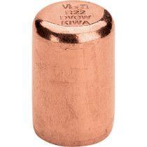 VIEGA FITTINGS Viega PROFIPRESS Endverschlußstück, aus Kupfer, 2457 online im Shop günstig und versandkostenfrei kaufen